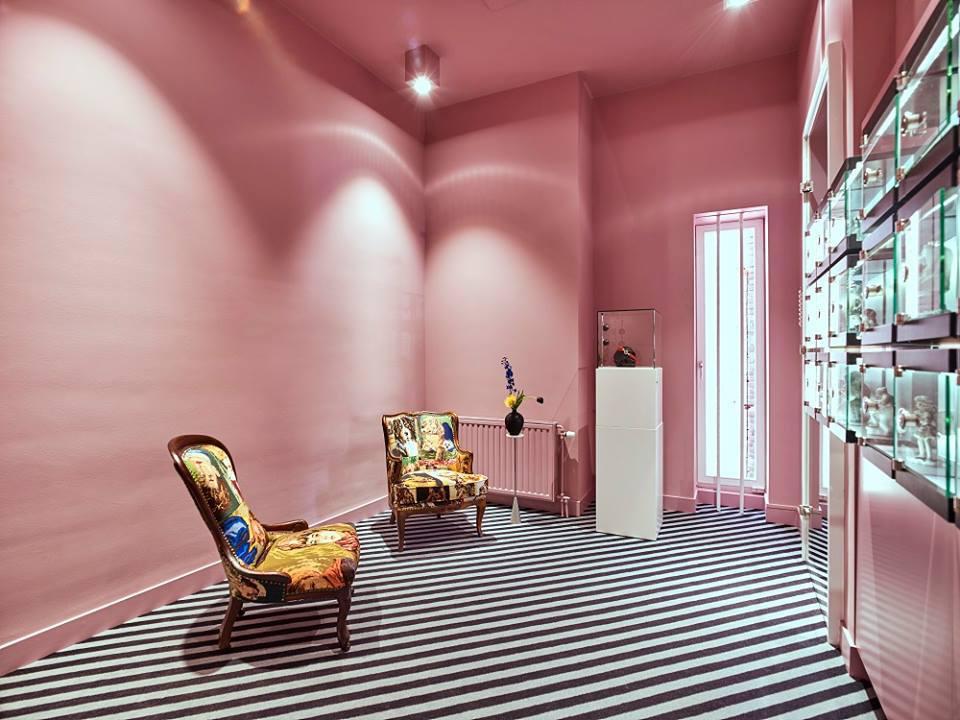 Interieur Inrichting Galerie : Maurice mentjens interieurontwerp
